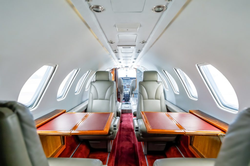 Citation_Cabin